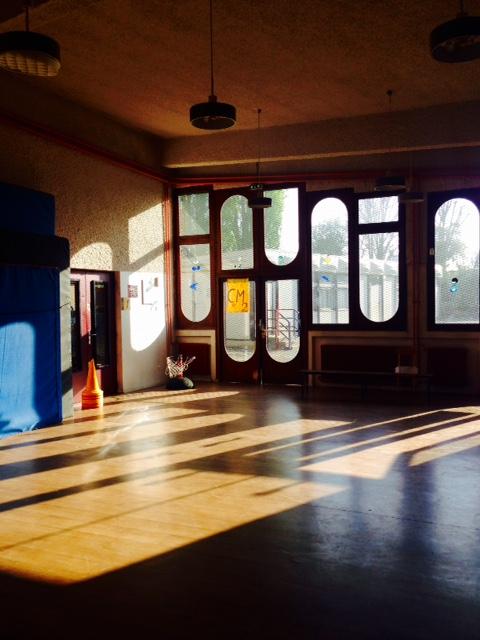 Ecole Val Guermantes 7 préau